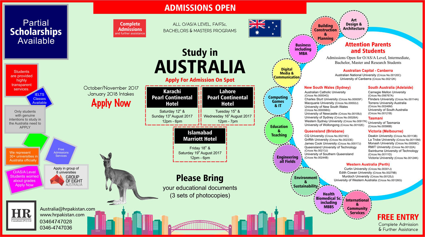 Study in Australia | Top Universities